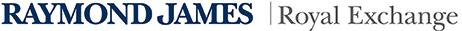 Raymond James, Royal Exchange   Investment Management Service Logo